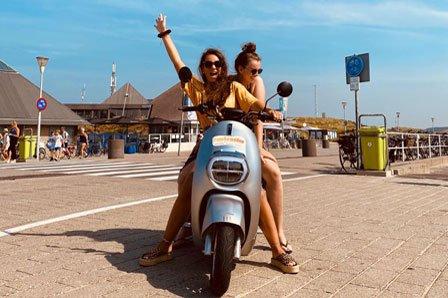 FunScooter City verhuur
